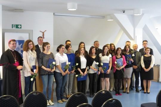 S prošlogodišnje dodjele nagrada najboljim studentima