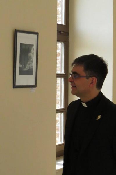 Velečasni dr. sc. Mladen Horvat, župnik župe Naše Gospe Kraljice Hrvata iz Toronta u Kanadi