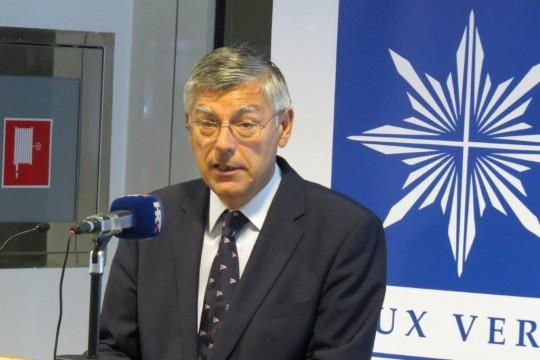 Akademik Željko Reiner, predsjednik Hrvatskog sabora