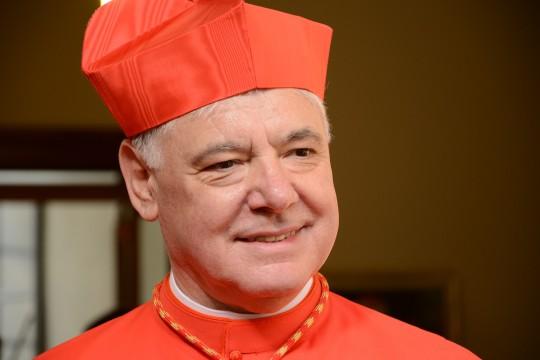 Uzoriti gospodin kardinal Gerhard Ludwig Müller, pročelnik Kongregacije za nauk vjere