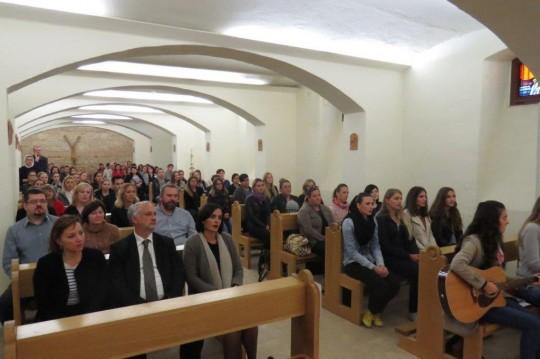 Sveta misa za Dan Odjelaza sestrinstvo