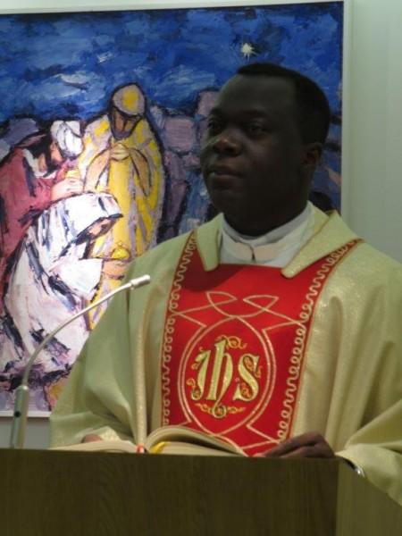 Sveučilišni kapelan vlč. Odilon Singbo
