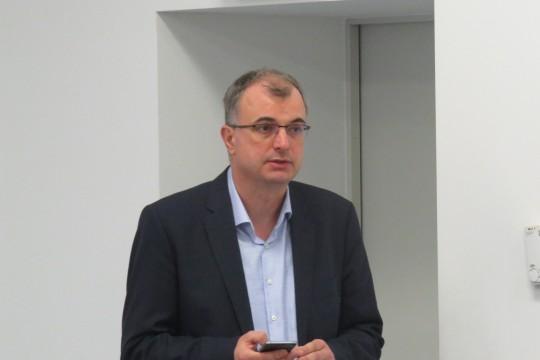 Prof. dr. sc. Hrvoje Štefančić