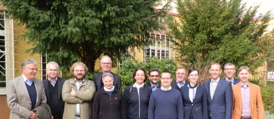 Upravni odbor Društva za socijalnu etiku u Srednjoj Europi