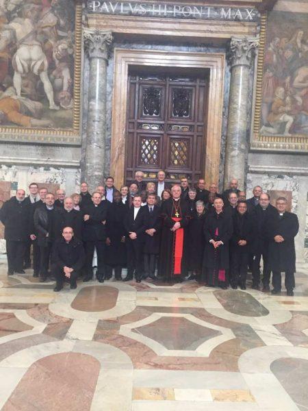Zasjedanje Međunarodne teološke komisije 28.11.-2.12.2016.