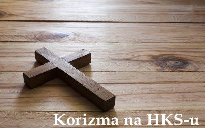 Korizma je!