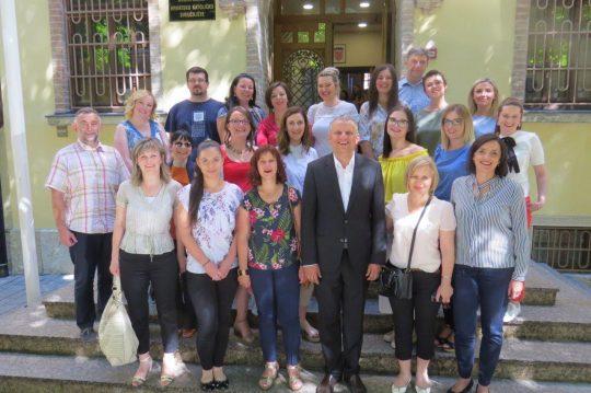 Susret studenata izvanrednog diplomskog studija Sestrinstvo_generacija 2015-2017 (1)