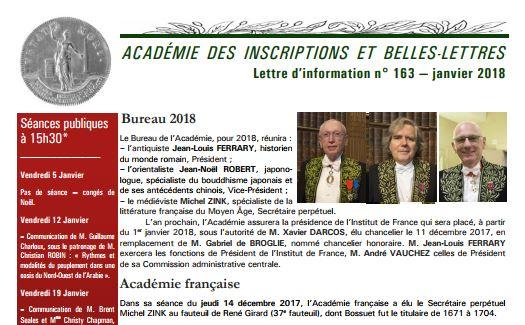 Francuska akademija znanosti i umjetnosti o HKS-u