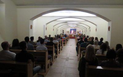 Održana je duhovna priprava za Vazmeno trodnevlje