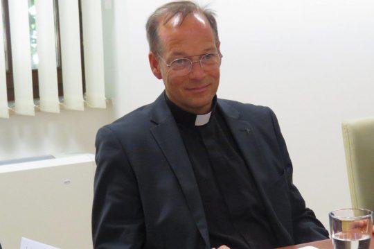 Dr. sc. Christian Hartl posjetio je HKS u travnju 2019.