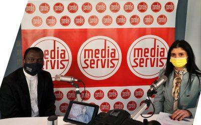 Odilon Singbo za Media servis: 'Uskrs nam dolazi reći da ne gubimo nadu i da će oluja proći'