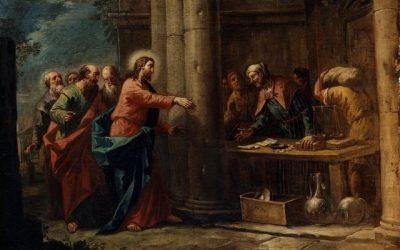Riječ dana: Pođi za mnom! (Mt 9, 9-13)
